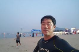 2017송도고래달빛수영대회